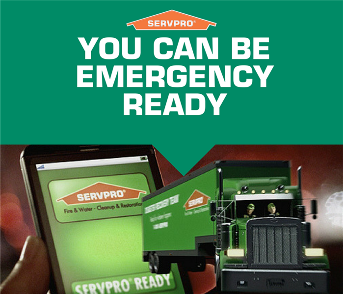 Commercial Ready for Summer Rains? SERVPRO is the Go-To for Merrimack Commercial Floods