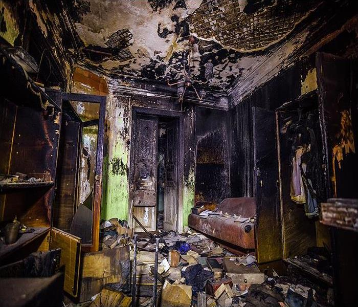 Fire Damage Our Crew Can Restore Your Home In Merrimack To Pre-Damage Condition After A Fire