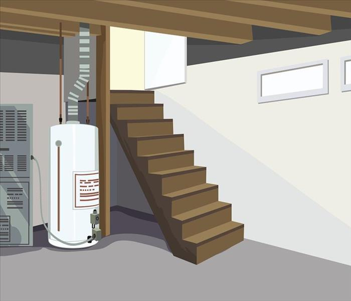 Drying And Sealing A Wet Basement In Merrimack