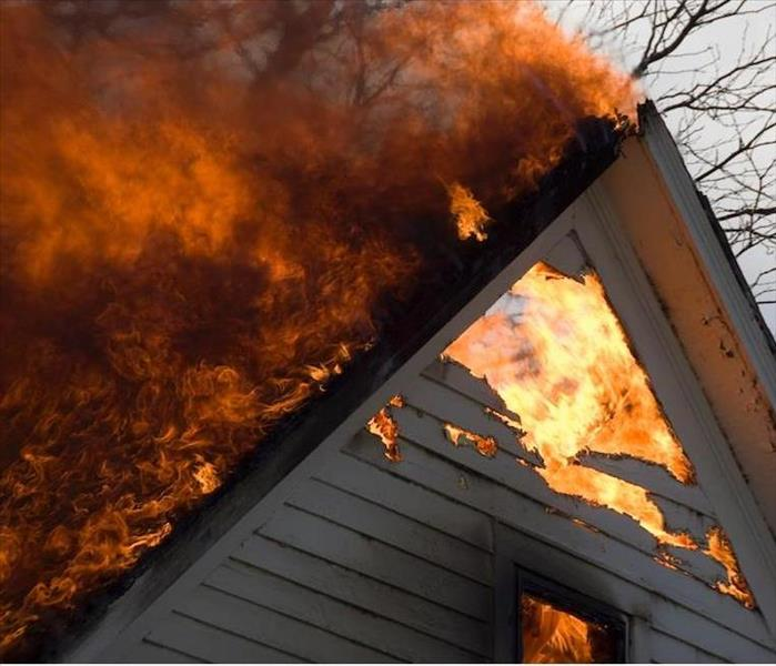 Fire Damage Milford Residents Learn What to do Both Before and After Fire Damage Occurs